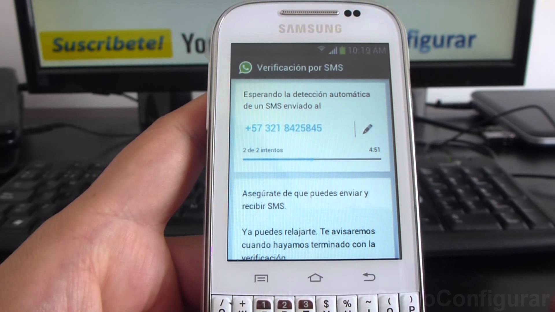 whatsapp para samsung s5330