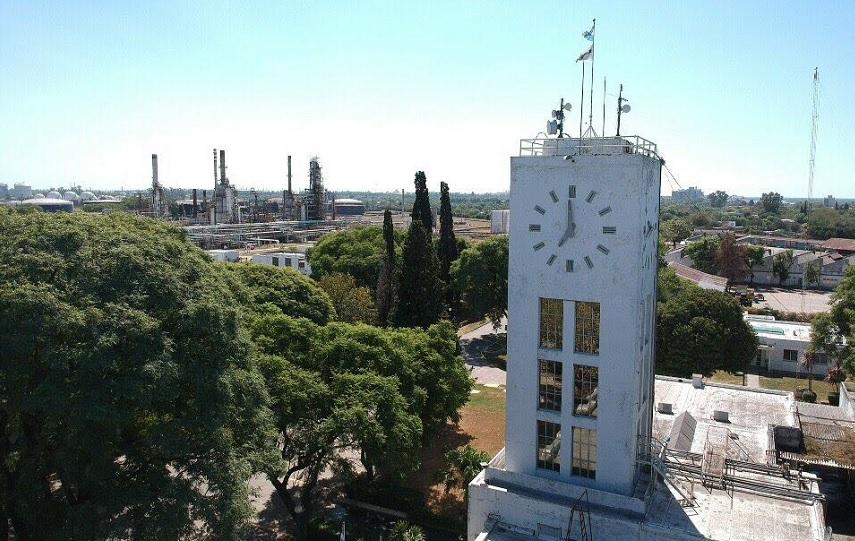 Quebrada o comprada la Refinería San Lorenzo comenzará a producir nuevamente