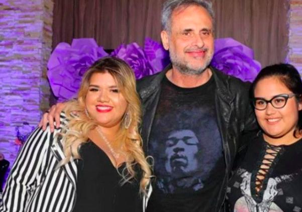 Polémico audio de Jorge Rial contra su hija Morena