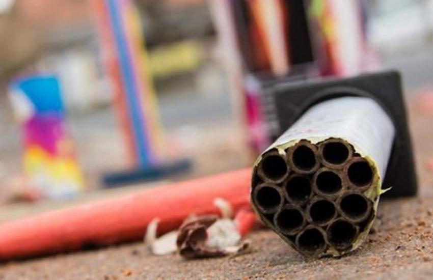 Tiran bombas de estruendo en el interior de su casa solo por ser un hincha de Newell's