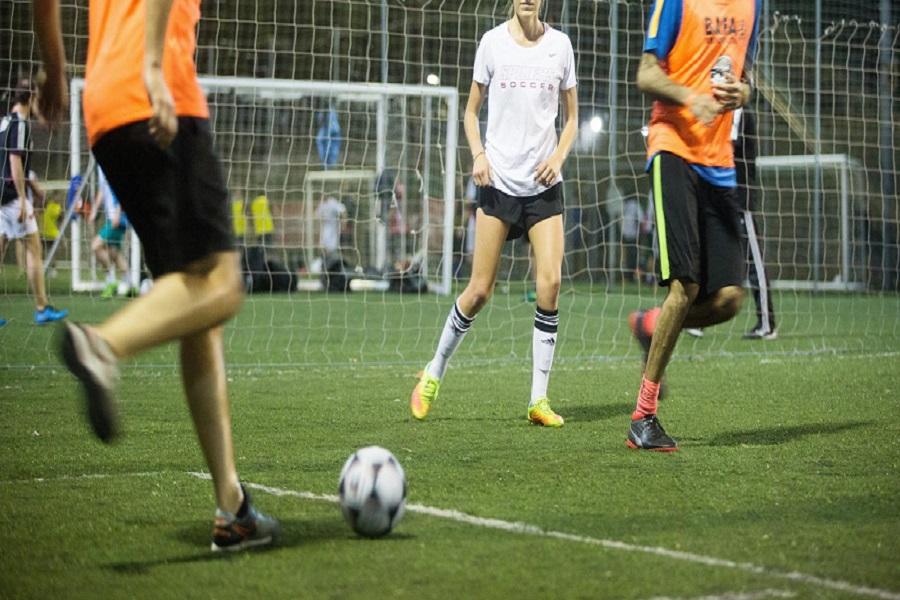 Un hombre de Fray Luis Beltrán murió mientras jugaba al fútbol en Aldao