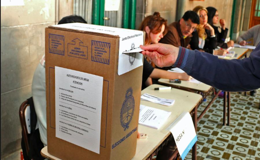 El Peronismo presentó 8 listas de concejales en San Lorenzo