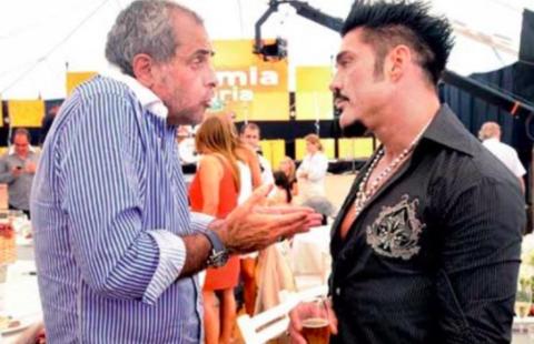 Jorge Rial y una anécdota inédita de su conflicto con Ricardo Fort